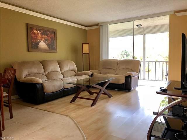 170 Turtle Lake Ct #210, Naples, FL 34105 (MLS #221024420) :: Waterfront Realty Group, INC.