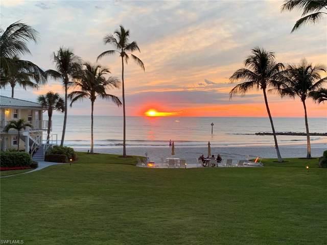 2151 Gulf Shore Blvd N #205, Naples, FL 34102 (MLS #221024602) :: Realty World J. Pavich Real Estate