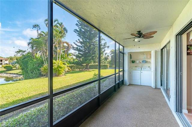 5590 Rattlesnake Hammock Rd M-105, Naples, FL 34113 (MLS #221024740) :: RE/MAX Realty Group
