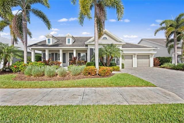 14839 Dockside Ln, Naples, FL 34114 (MLS #221024760) :: NextHome Advisors