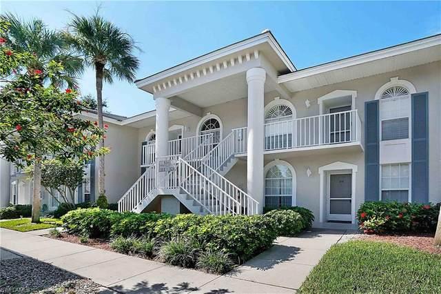 8161 Twelve Oaks Cir #524, Naples, FL 34113 (MLS #221024806) :: RE/MAX Realty Group