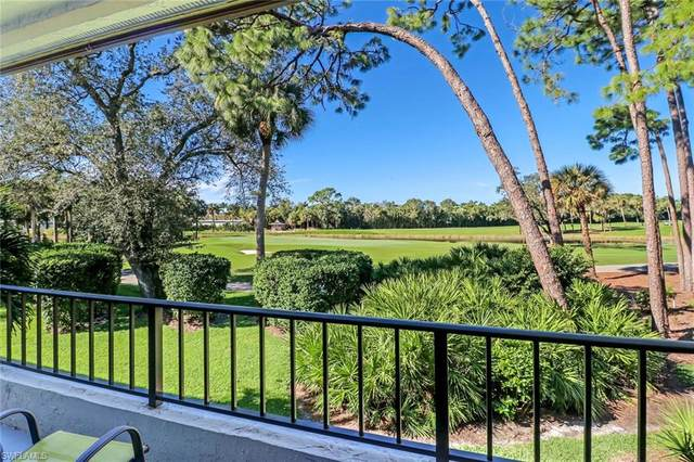109 Clubhouse Ln #295, Naples, FL 34105 (MLS #221024833) :: Medway Realty