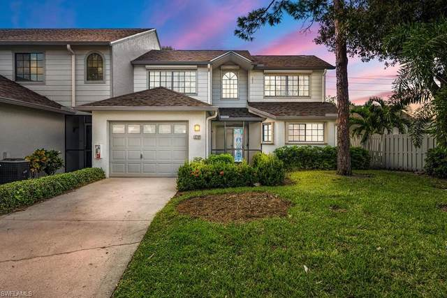 879 Meadowland Dr P, Naples, FL 34108 (MLS #221024849) :: Realty World J. Pavich Real Estate