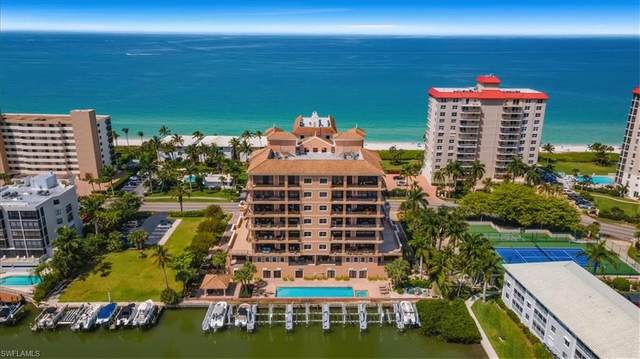 10620 Gulf Shore Dr #601, Naples, FL 34108 (MLS #221024977) :: Medway Realty