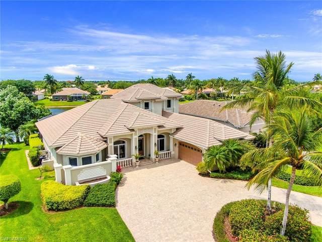 8416 Mallow Ln, Naples, FL 34113 (MLS #221025014) :: Realty World J. Pavich Real Estate