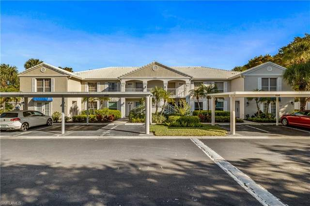 898 Gulf Pavilion Dr #202, Naples, FL 34108 (MLS #221025025) :: Realty Group Of Southwest Florida