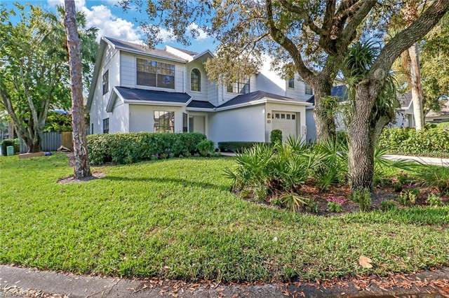 871 Meadowland Dr F, Naples, FL 34108 (MLS #221025050) :: Realty World J. Pavich Real Estate
