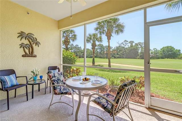 6816 Sterling Greens Pl #103, Naples, FL 34104 (MLS #221025139) :: Tom Sells More SWFL | MVP Realty