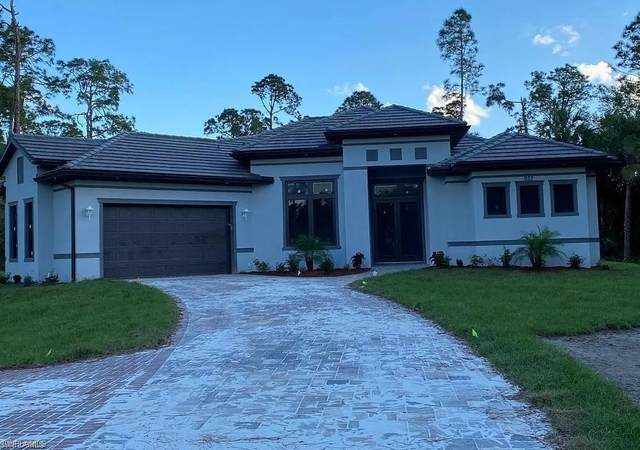 3160 Safe Harbor Dr, Naples, FL 34117 (#221025198) :: The Michelle Thomas Team