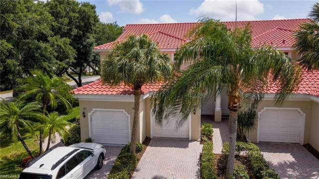 880 Eastham Way P-201, Naples, FL 34104 (MLS #221025218) :: Clausen Properties, Inc.
