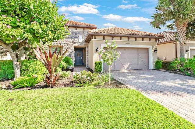 8523 Palacio Ter N, Naples, FL 34114 (MLS #221025379) :: RE/MAX Realty Group