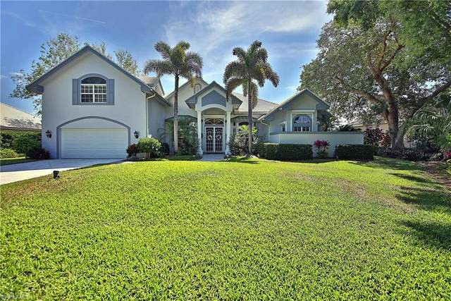 402 Rosemeade Ln, Naples, FL 34105 (MLS #221025463) :: Wentworth Realty Group