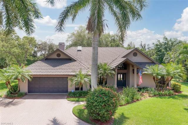 812 Pine Creek Ln, Naples, FL 34108 (MLS #221025601) :: Wentworth Realty Group