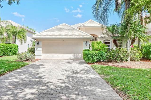 455 Palo Verde Dr, Naples, FL 34119 (MLS #221025748) :: #1 Real Estate Services