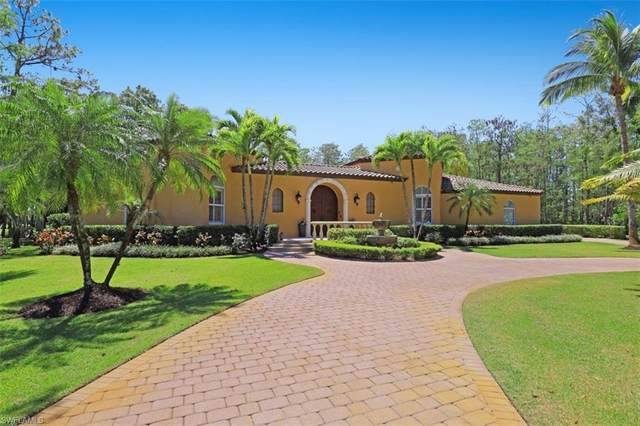 4256 Silver Fox Dr, Naples, FL 34119 (MLS #221025800) :: Realty Group Of Southwest Florida