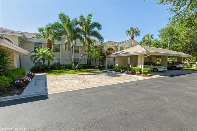 6290 Bellerive Ave 1-105, Naples, FL 34119 (MLS #221025840) :: #1 Real Estate Services
