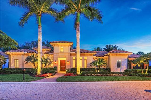 2086 Torino Way, Naples, FL 34105 (MLS #221025847) :: #1 Real Estate Services