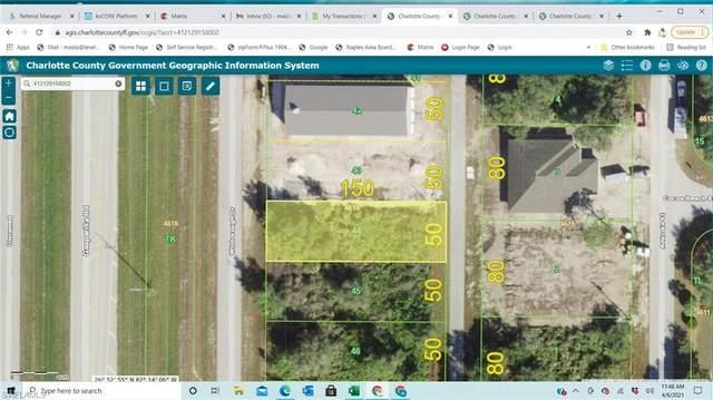 10156 Winborough Dr, Port Charlotte, FL 33981 (MLS #221025904) :: Realty World J. Pavich Real Estate