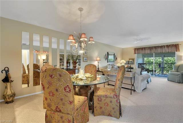 5667 Rattlesnake Hammock Rd 306B, Naples, FL 34113 (MLS #221025956) :: Tom Sells More SWFL | MVP Realty