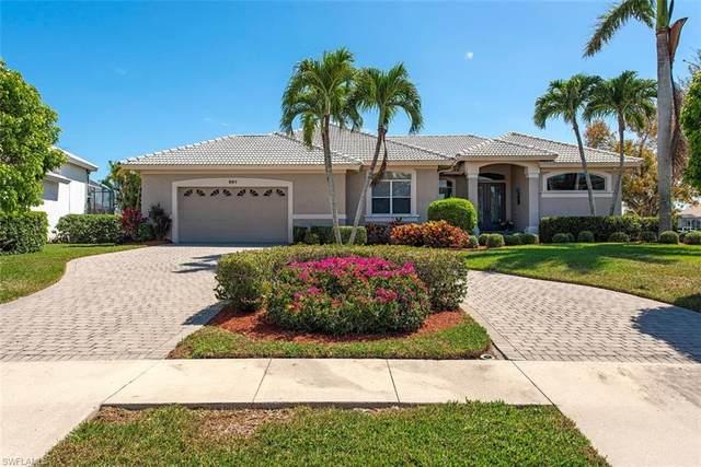 861 S Joy Cir, Marco Island, FL 34145 (MLS #221026013) :: Premiere Plus Realty Co.
