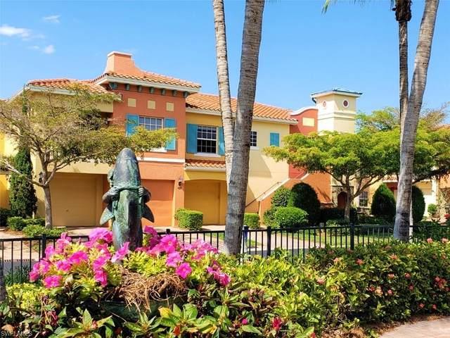 8661 Piazza Del Lago Cir #101, Estero, FL 33928 (MLS #221026043) :: RE/MAX Realty Group