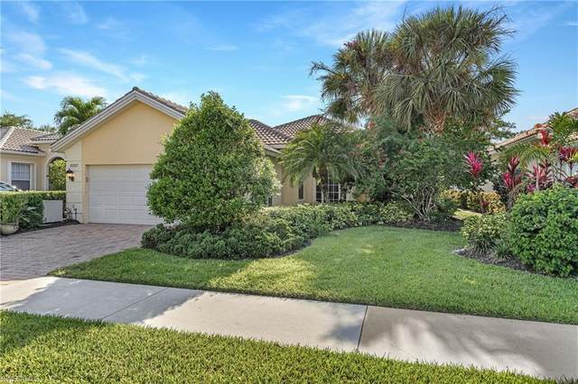 3007 Ellice Way, Naples, FL 34119 (MLS #221026125) :: Realty World J. Pavich Real Estate