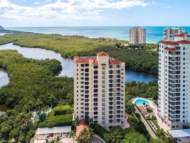 8990 Bay Colony Dr #903, Naples, FL 34108 (MLS #221026224) :: Medway Realty
