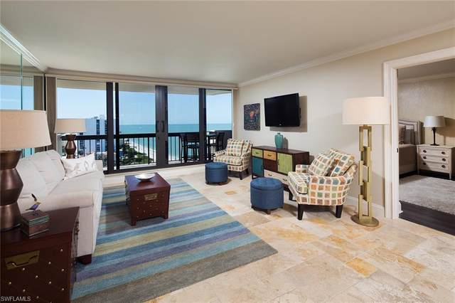 4001 Gulf Shore Blvd N #1405, Naples, FL 34103 (#221026405) :: Equity Realty