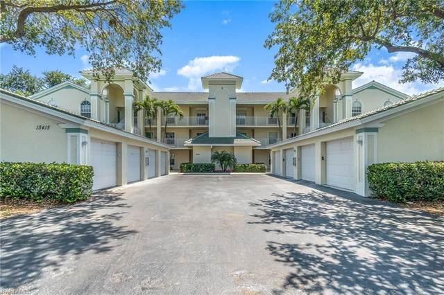 15415 Cedarwood Ln 3-104, Naples, FL 34110 (MLS #221026518) :: Premier Home Experts