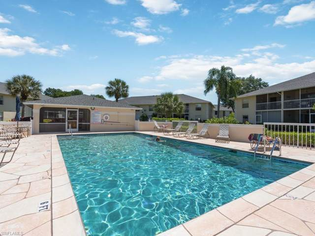600 Squire Cir #102, Naples, FL 34104 (MLS #221026588) :: NextHome Advisors