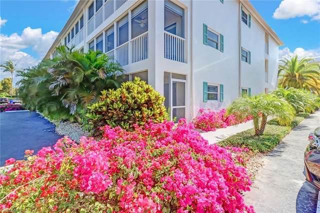 3150 Binnacle Dr #118, Naples, FL 34103 (MLS #221026759) :: Realty World J. Pavich Real Estate
