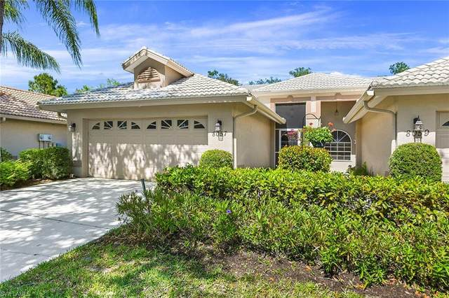 8057 San Vista Cir 8-8L, Naples, FL 34109 (MLS #221026766) :: Waterfront Realty Group, INC.