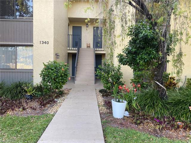 1340 Green Valley Cir E #1601, Naples, FL 34104 (MLS #221026787) :: RE/MAX Realty Group