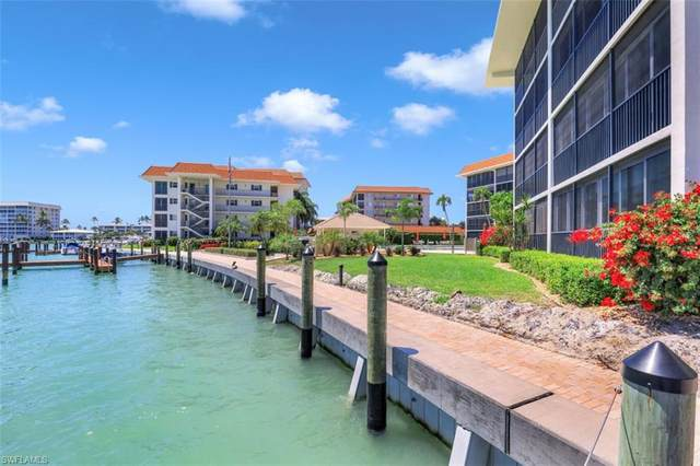222 Harbour Dr #104, Naples, FL 34103 (MLS #221026890) :: Premier Home Experts
