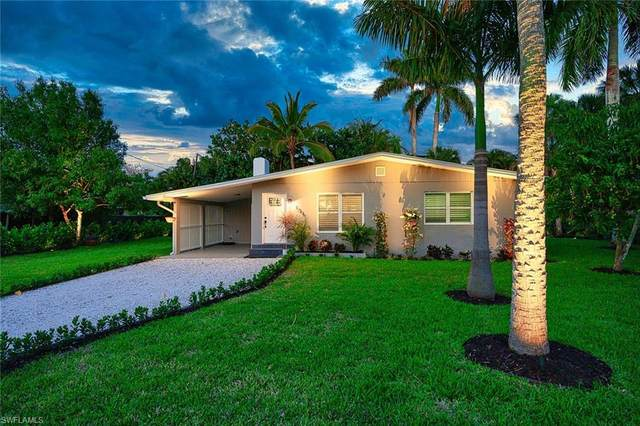 1315 Sandpiper St, Naples, FL 34102 (MLS #221026905) :: Domain Realty