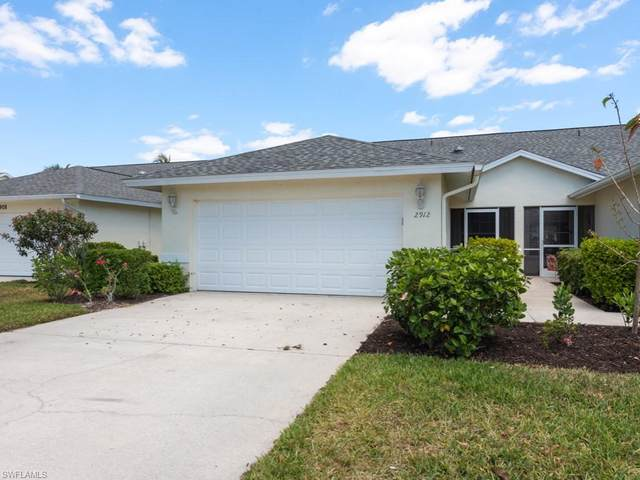 2912 W Crown Pointe Blvd 14-1, Naples, FL 34112 (MLS #221026986) :: RE/MAX Realty Group