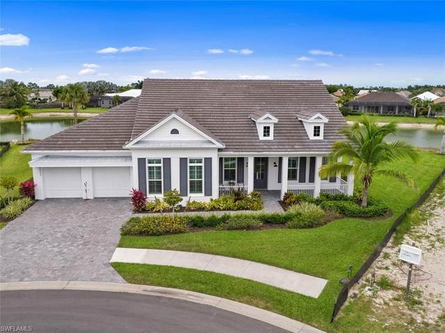 14633 Regatta Ln, Naples, FL 34114 (MLS #221027016) :: Waterfront Realty Group, INC.