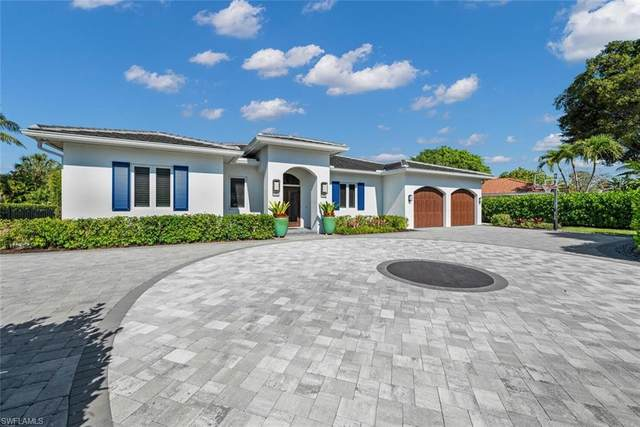 1515 Mandarin Rd, Naples, FL 34102 (MLS #221027038) :: Premier Home Experts