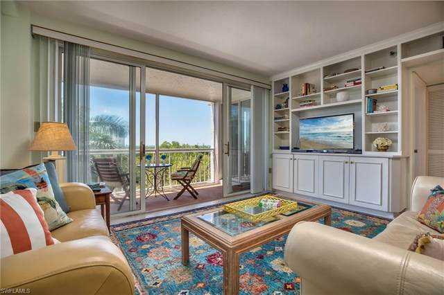 5501 Heron Point Dr #302, Naples, FL 34108 (MLS #221027042) :: Premier Home Experts