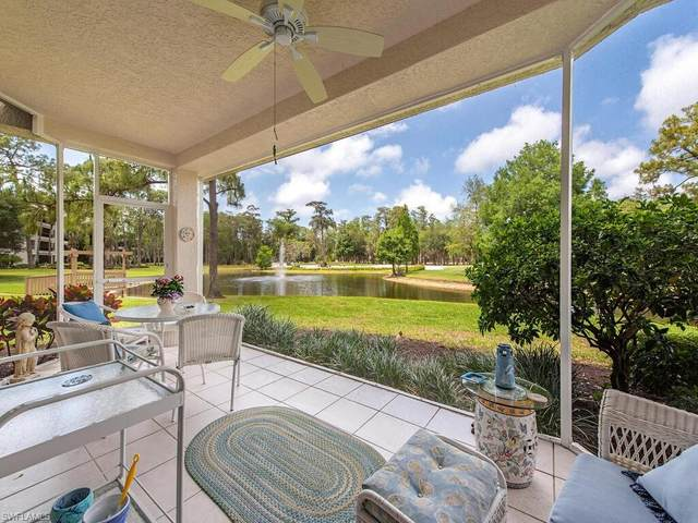 300 Wyndemere Way SE C-102, Naples, FL 34105 (MLS #221027080) :: RE/MAX Realty Group