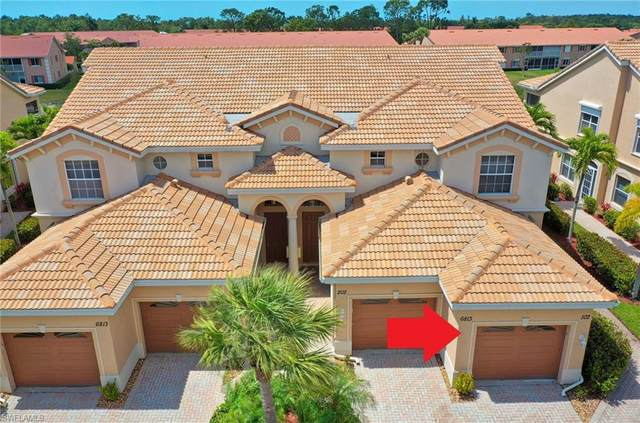 6813 Sterling Greens Dr #102, Naples, FL 34104 (MLS #221027081) :: Premiere Plus Realty Co.