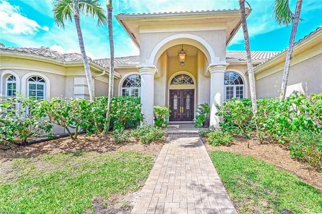 1400 Hummingbird Ln, Naples, FL 34105 (MLS #221027110) :: Waterfront Realty Group, INC.