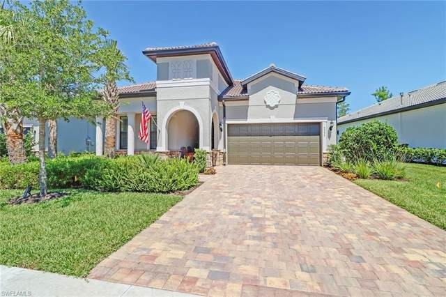 9395 Greyhawk Trl, Naples, FL 34120 (MLS #221027113) :: Wentworth Realty Group