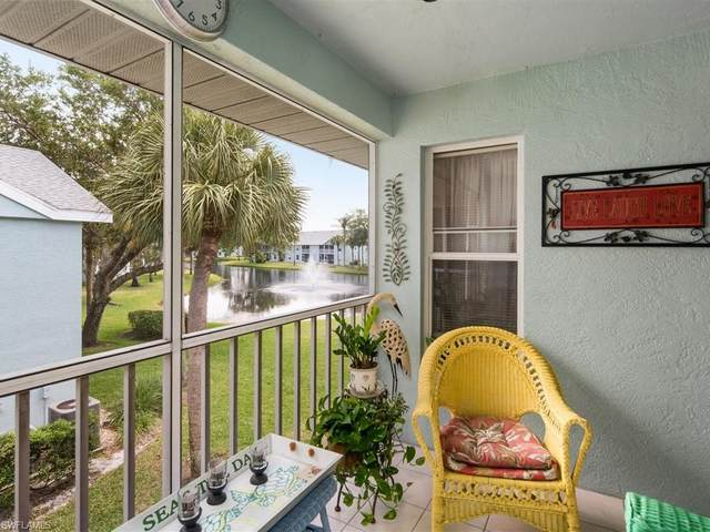 161 Wading Bird Cir L-202, Naples, FL 34110 (MLS #221027116) :: Realty World J. Pavich Real Estate