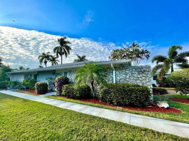 169 Crown Dr #11, Naples, FL 34110 (MLS #221027170) :: Tom Sells More SWFL | MVP Realty