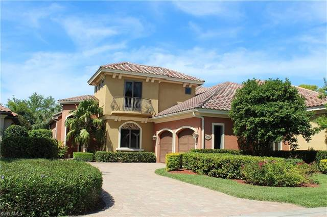 9291 Veneto Pl #16, Naples, FL 34113 (MLS #221027195) :: #1 Real Estate Services