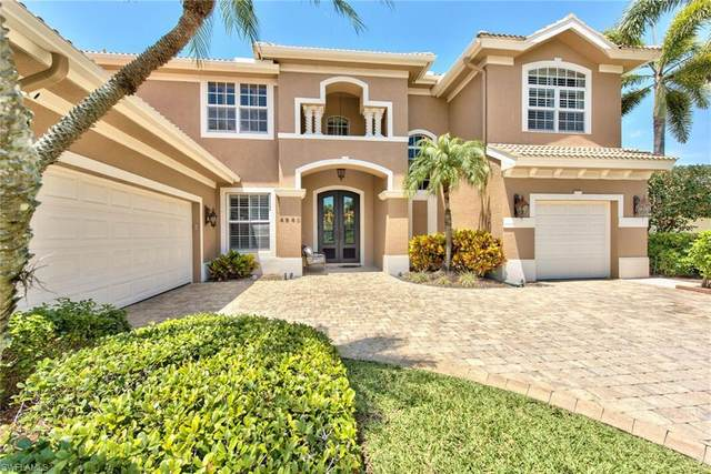 4943 Rustic Oaks Cir, Naples, FL 34105 (MLS #221027205) :: NextHome Advisors