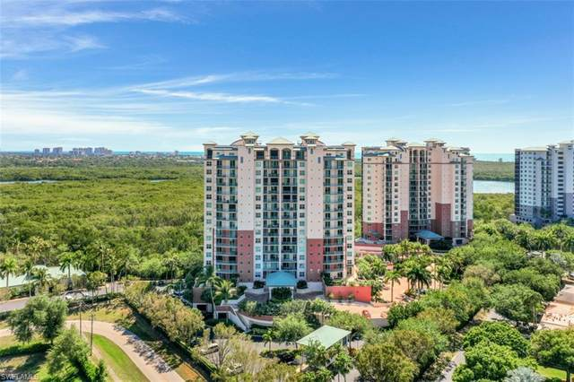 455 Cove Tower Dr #704, Naples, FL 34110 (MLS #221027350) :: Tom Sells More SWFL | MVP Realty