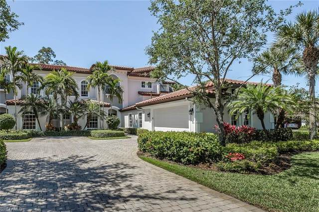 28550 Calabria Ct #102, Naples, FL 34110 (MLS #221027377) :: Coastal Luxe Group Brokered by EXP