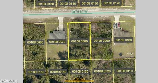 2523 68th St W, Lehigh Acres, FL 33971 (MLS #221027385) :: RE/MAX Realty Group